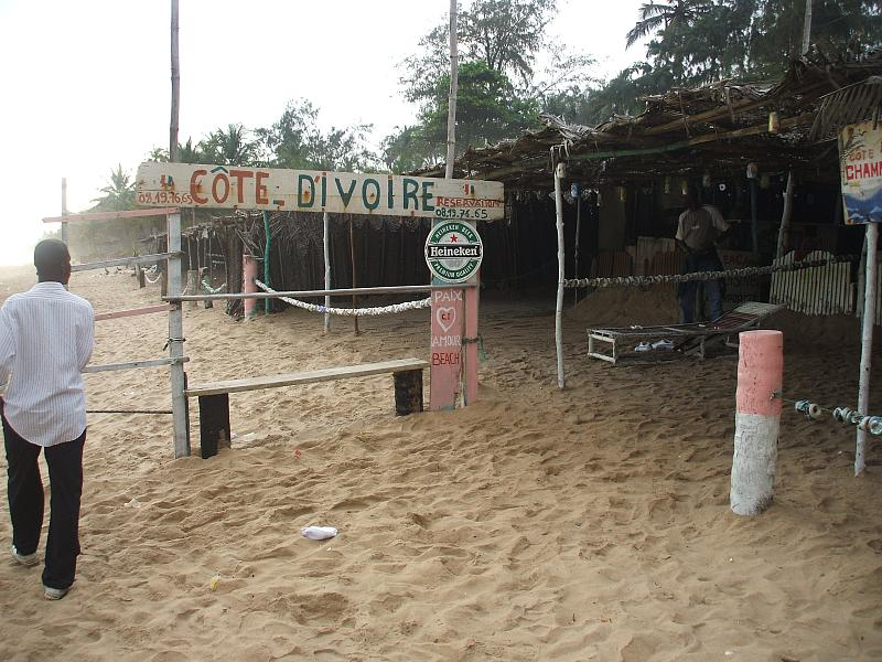 With most of this nation's beaches being located in the equatorial zone, any time is the best time to visit Côte d'Ivoire