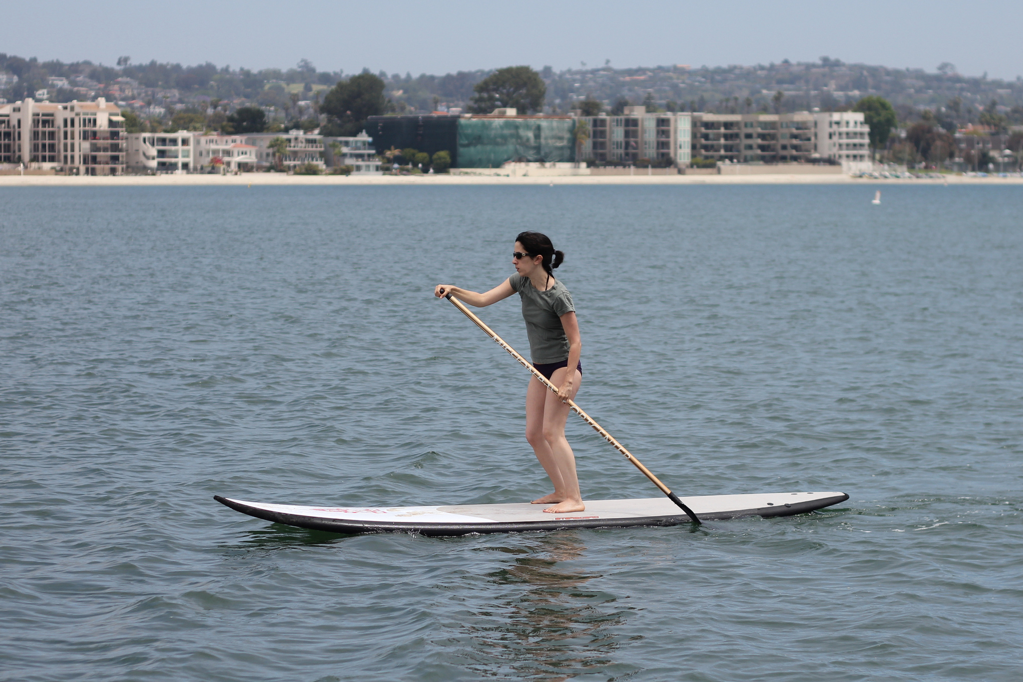 Get Wet and Stay Safe when you go paddleboarding this summer